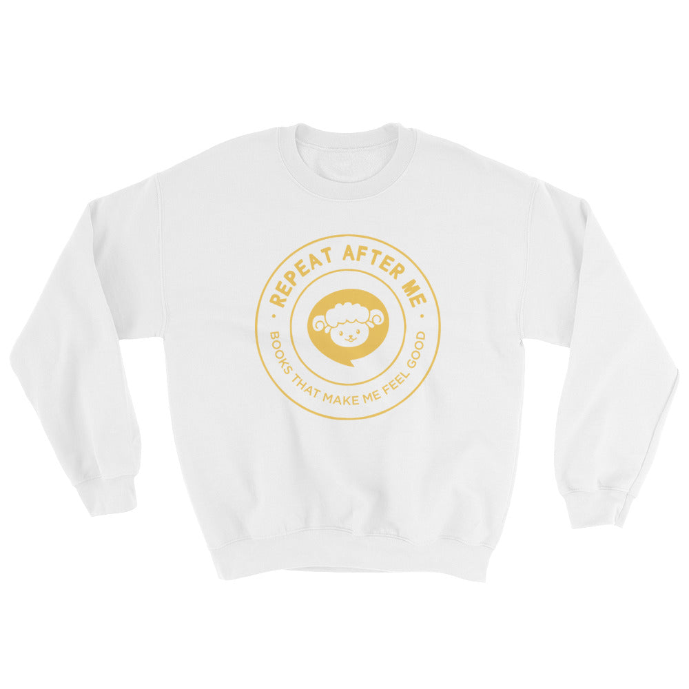 Repeat After Me Logo Sweatshirt