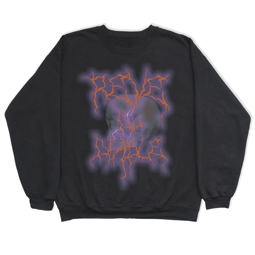 Lightning Sweatshirt - RêveDuDiable