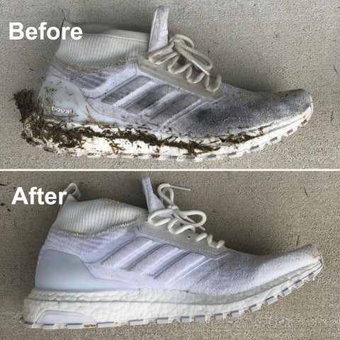 how to remove dirt from shoes shoe cleaner running shoe cleaner