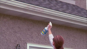 how to clean grout and the green stuff from siding gp66 miracle cleaner