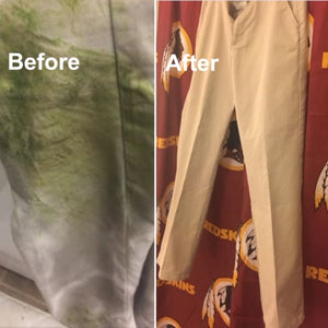 best laundry detergent how to remove grass stain from pants