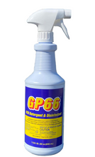 Load image into Gallery viewer, GP66 RTU Disinfectant, Detergent, And Deodorizer