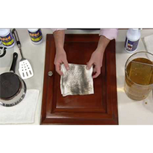 Load image into Gallery viewer, remove grease from cabinets the best cleaner for removing grease
