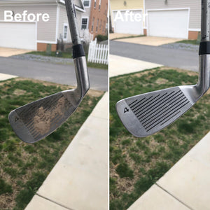 how to clean golf clubs the best golf club cleaner