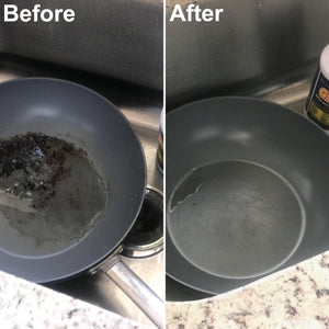 best cleaner for cleaning pots and pans home tips