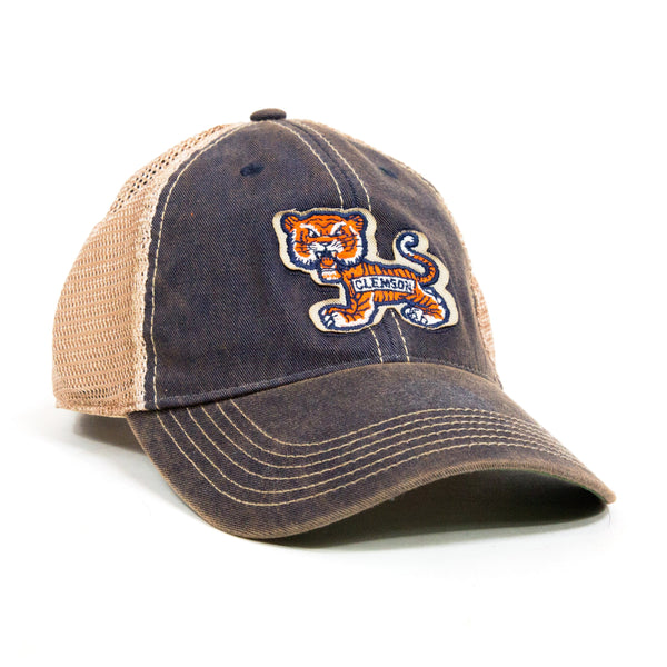 9b20ad7ebf29 Old School Tiger Trucker (multiple colors)