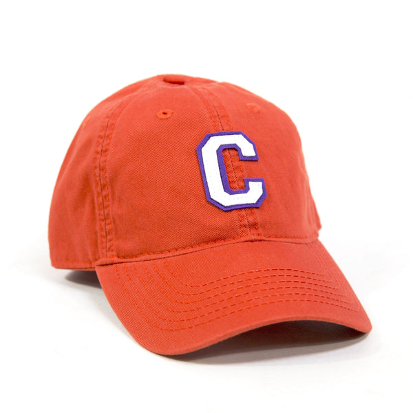 2 Color Block C Twill Hat (Multiple Colors) ebbc3c616d4