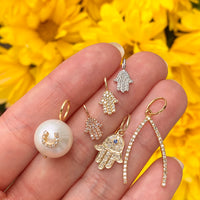 Faith Good Luck Jewelry Pendant Charms Legacy Saint Jewelry