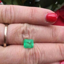 Load image into Gallery viewer, Colombian Emerald Cut Loose Emerald 2.00 CT, Colombian Emerald Cut Loose Emerald 2.00 CT - Legacy Saint Jewelry