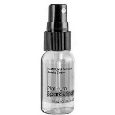 Sparkle Sparkle Platinum Jewelry Spray Cleaner - Legacy Saint Jewelry