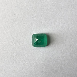 Colombian Emerald Cut Loose Emerald 1.65 CT, Colombian Emerald Cut Loose Emerald 1.65 CT - Legacy Saint Jewelry