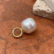 Load image into Gallery viewer, 14KT Yellow Gold Paspaley South Sea Pearl Simple Pendant 12mm/ FINE #1, 14KT Yellow Gold Paspaley South Sea Pearl Simple Pendant 12mm/ FINE #1 - Legacy Saint Jewelry
