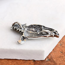 Load image into Gallery viewer, Sterling Silver Galloping Horse Pendant Charm, Sterling Silver Galloping Horse Pendant Charm - Legacy Saint Jewelry