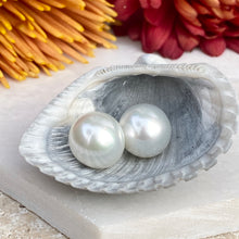 "Load image into Gallery viewer, Genuine Paspaley South Sea Loose Pearl Pair ""Fine"" Quality 12mm #4, Genuine Paspaley South Sea Loose Pearl Pair ""Fine"" Quality 12mm #4 - Legacy Saint Jewelry"