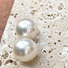 "Load image into Gallery viewer, Genuine Paspaley South Sea Loose Pearl Pair ""Fine"" Quality 12mm #5, Genuine Paspaley South Sea Loose Pearl Pair ""Fine"" Quality 12mm #5 - Legacy Saint Jewelry"