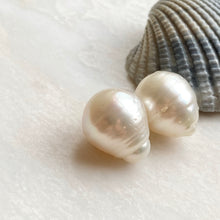 "Load image into Gallery viewer, Genuine Paspaley South Sea Loose Pearl Pair ""Fine"" Quality 15mm, Genuine Paspaley South Sea Loose Pearl Pair ""Fine"" Quality 15mm - Legacy Saint Jewelry"