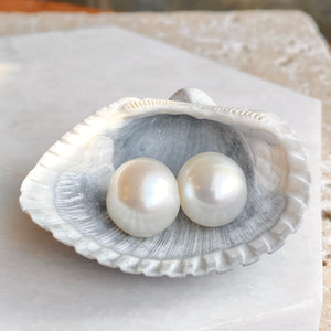 "Genuine Paspaley South Sea Loose Pearl Pair ""Fine"" Quality 13mm, Genuine Paspaley South Sea Loose Pearl Pair ""Fine"" Quality 13mm - Legacy Saint Jewelry"