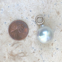 Load image into Gallery viewer, 14KT White Gold Paspaley South Sea Pearl Pendant 16mm, 14KT White Gold Paspaley South Sea Pearl Pendant 16mm - Legacy Saint Jewelry