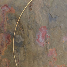 "Load image into Gallery viewer, 14KT Yellow Gold Thin Cable Wire Collar Necklace 20""/ .65mm, 14KT Yellow Gold Thin Cable Wire Collar Necklace 20""/ .65mm - Legacy Saint Jewelry"