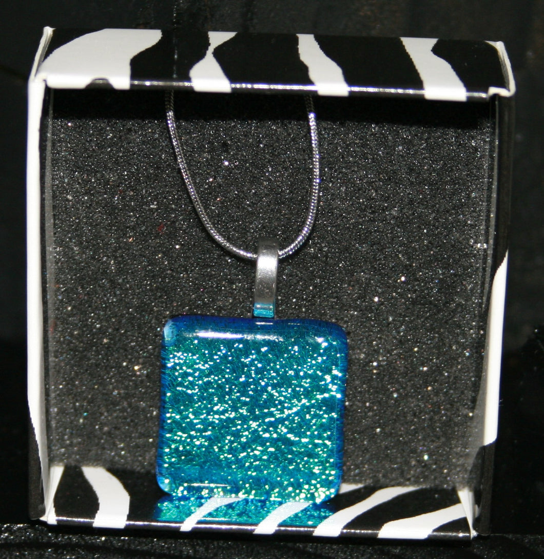 Ocean Pendant Necklace