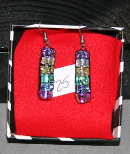 Long Africa Earrings