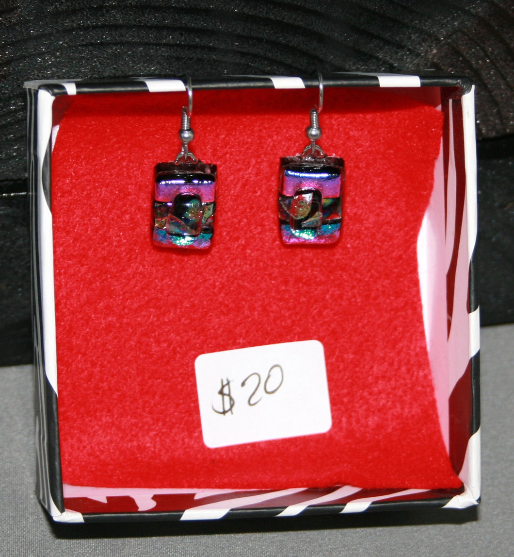 Medium Earrings Africa