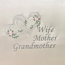 Load image into Gallery viewer, Wife Mother Grandmother - Pink Hearts