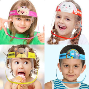 Face Shields for Kids ~ In Stock Ready to Ship