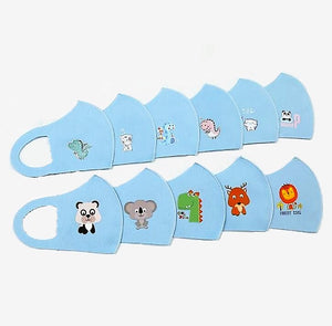 Kids Washable Reusable Cotton Mask ~ Coming Soon