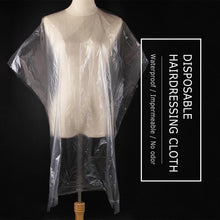 Load image into Gallery viewer, Disposable Hairdressing Cape ~ In Stock Ready to Ship