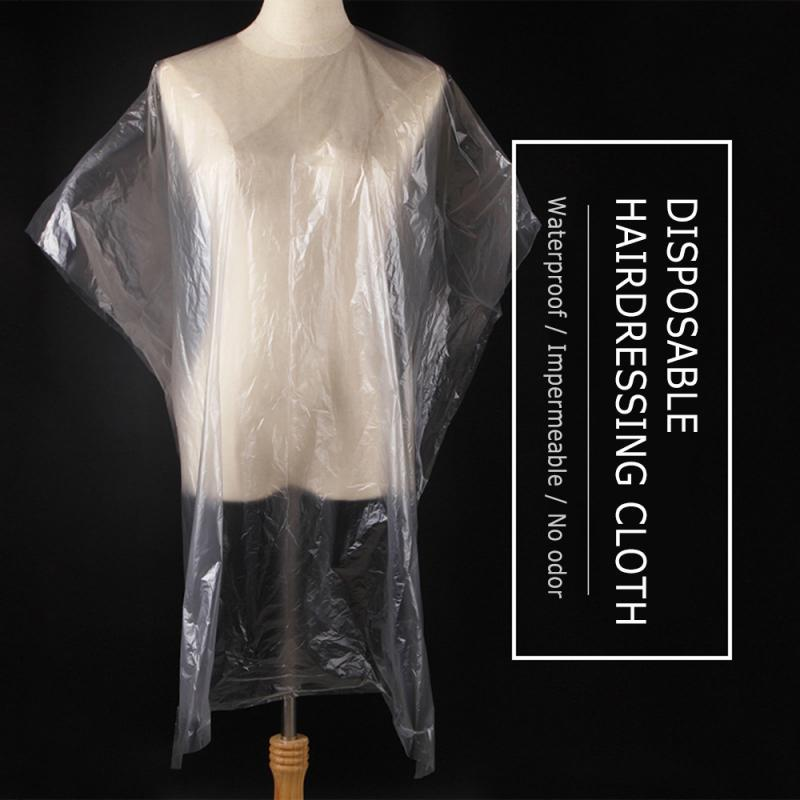 Disposable Hairdressing Cape ~ In Stock Ready to Ship