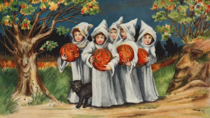 A History Of Trick Or Treating