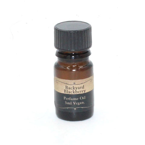 Backyard Blackberry Perfume Oil