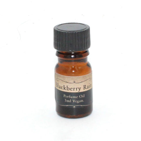 Blackberry Rain Perfume Oil