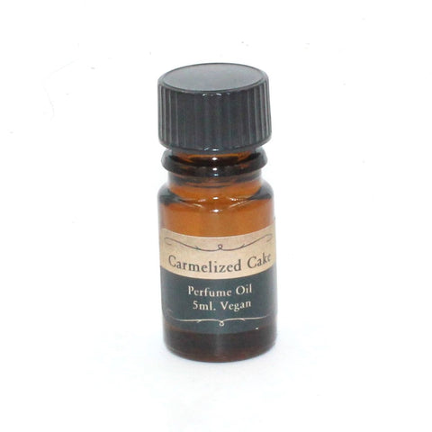 Caramelized Cake Perfume Oil