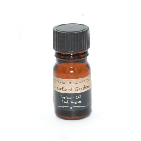 Caramelized Gardenia Perfume Oil