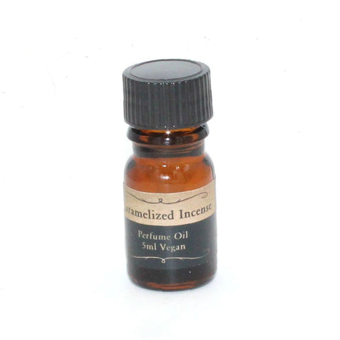Caramelized Incense Perfume Oil