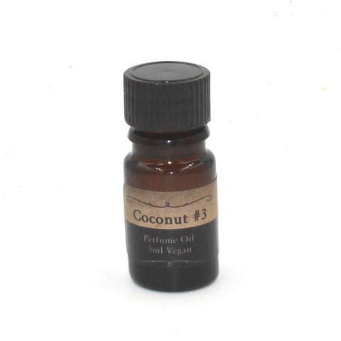 Coconut #3 Perfume Oil