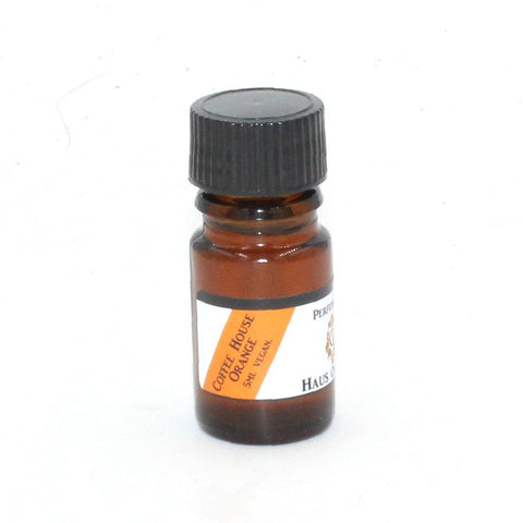 Coffee House Orange Perfume Oil