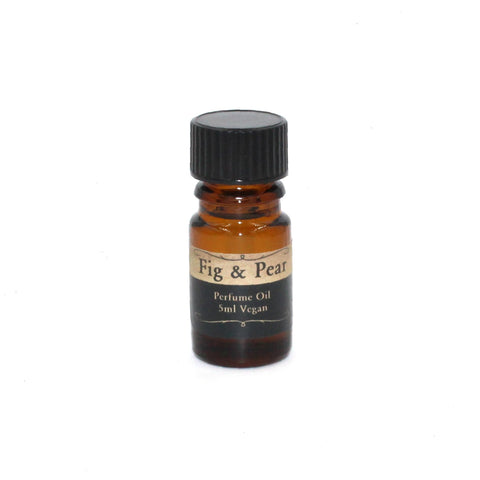 Fig & Pear Perfume Oil