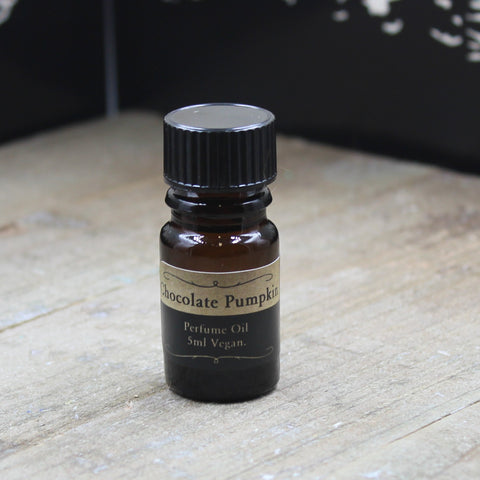 Chocolate Pumpkin Perfume Oil