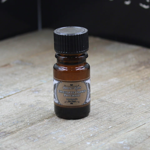 Chocolate Orange Patchouli Perfume Oil