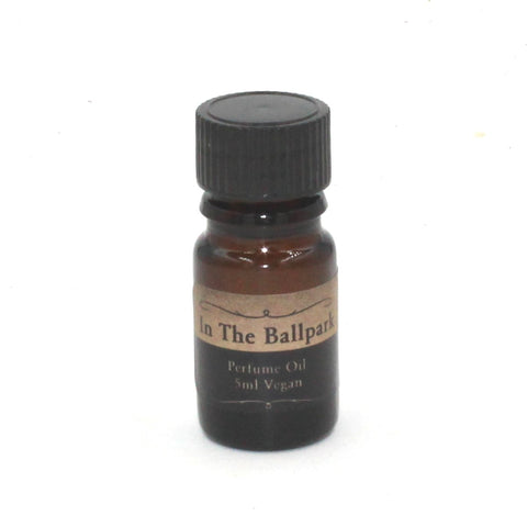 In The Ballpark Perfume Oil