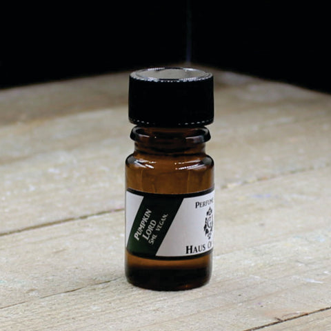 Pumpkin Lord Vegan Perfume Oil 5ml Bottle