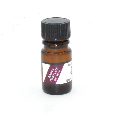 Juniper Chocolate Perfume Oil