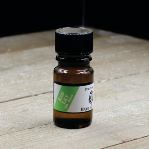 Iced Lily Vegan Perfume Oil 5ml Bottle