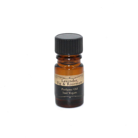 Lavender, Fig & Rosemary Perfume Oil
