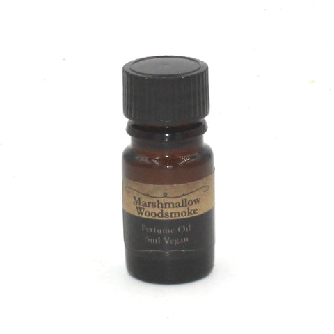 Marshmallow Woodsmoke Perfume Oil