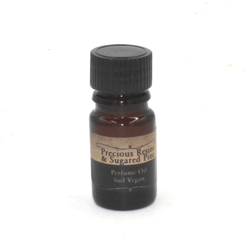 Precious Resins & Sugared Pine Perfume Oil