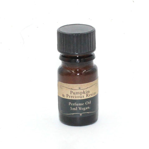 Pumpkin & Precious Resins Perfume Oil